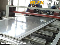 Construction Board Extrusion